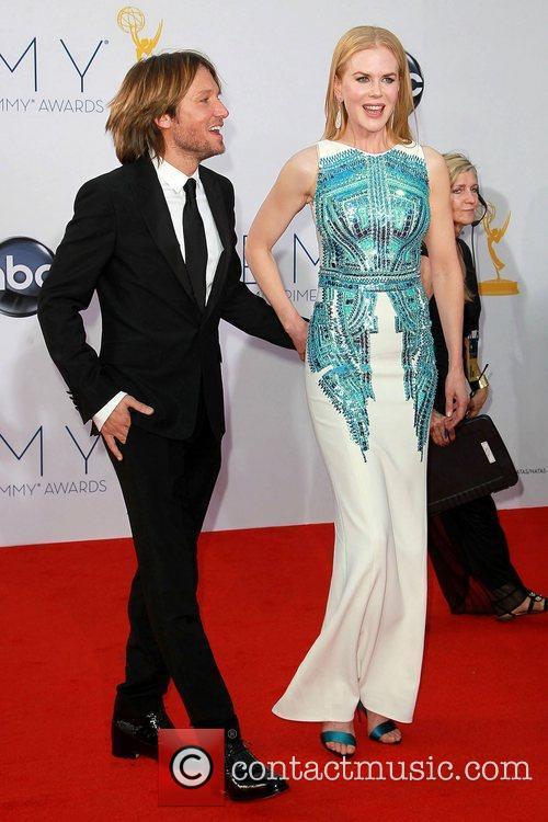 Keith Urban, Nicole Kidman and Emmy Awards 3
