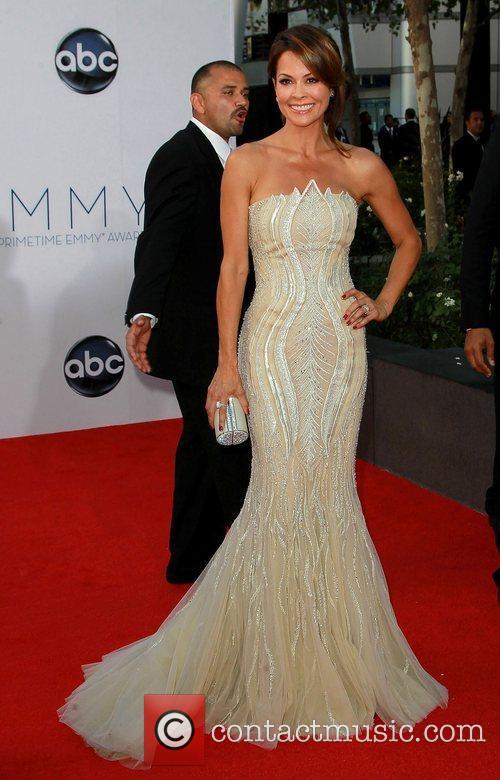 Brooke Burke Charvet 64th Annual Primetime Emmy Awards,...