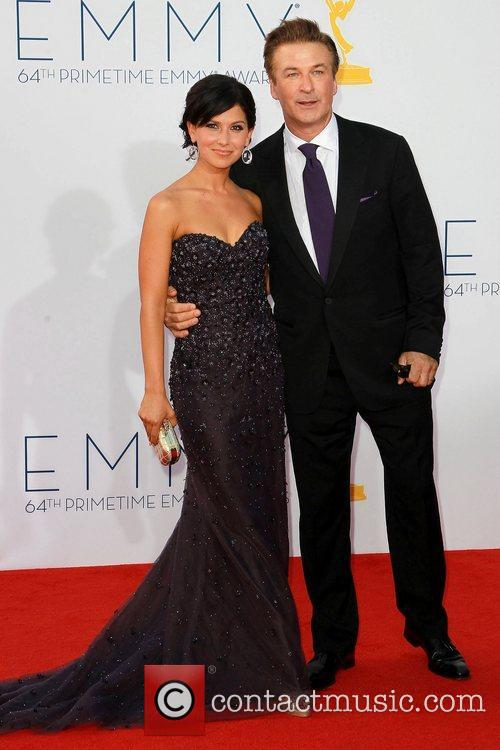 Hilaria Thomas, Alec Baldwin and Emmy Awards 2