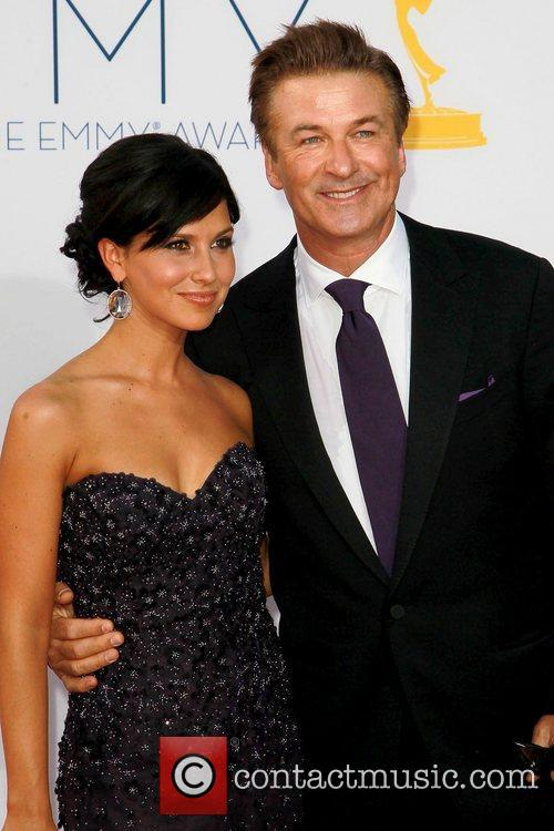 Hilaria Thomas, Alec Baldwin and Emmy Awards 1