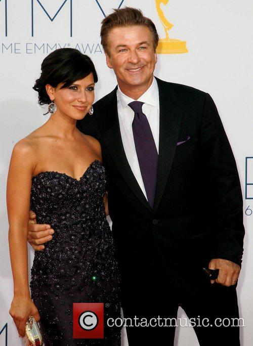 Hilaria Thomas, Alec Baldwin and Emmy Awards 3