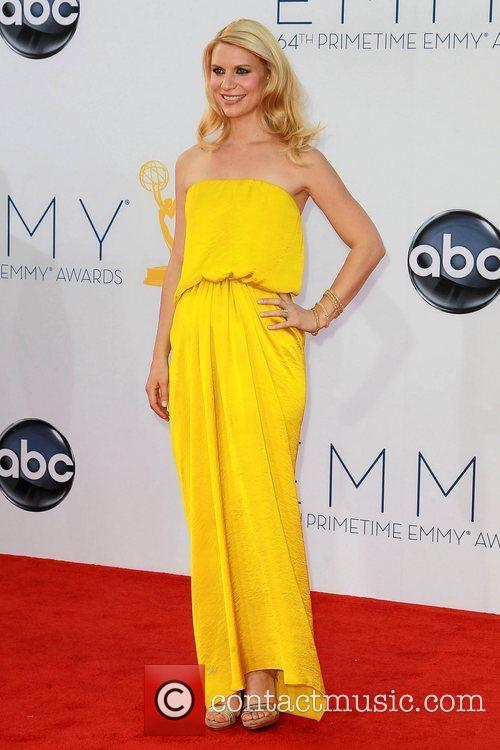 Pregnant Claire Danes 64th Annual Primetime Emmy Awards,...