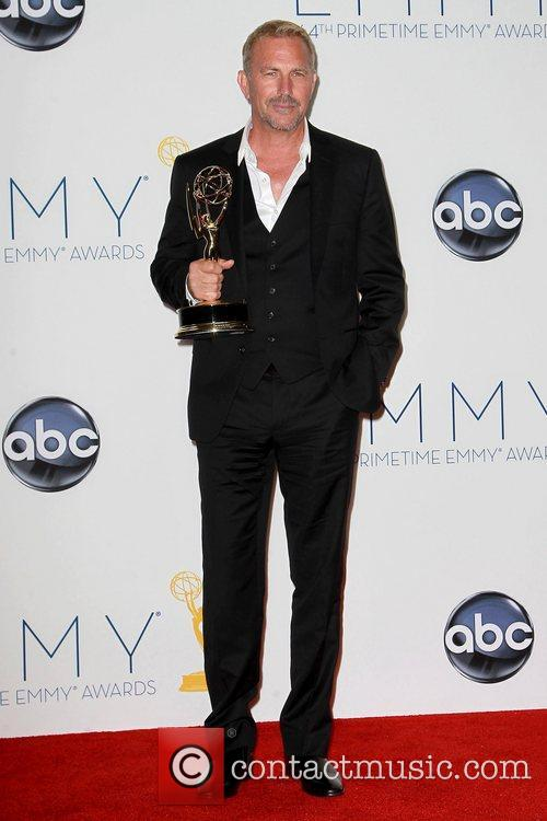 Kevin Costner and Emmy Awards 5
