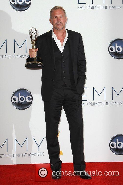 Kevin Costner and Emmy Awards 2