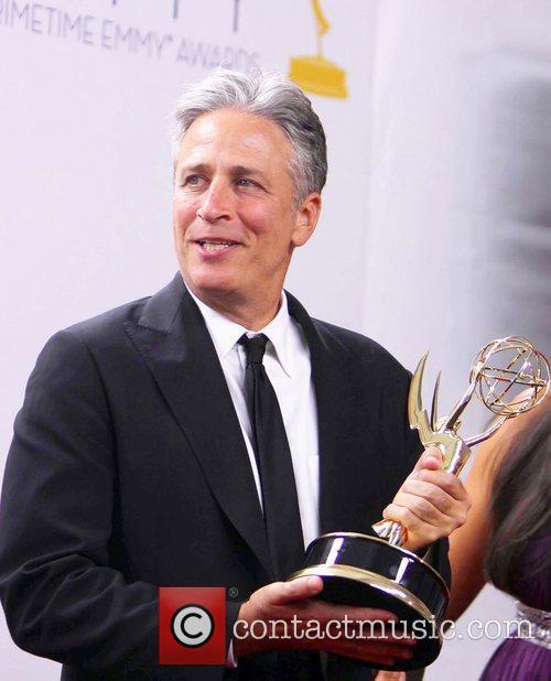 Jon Stewart Emmy Award