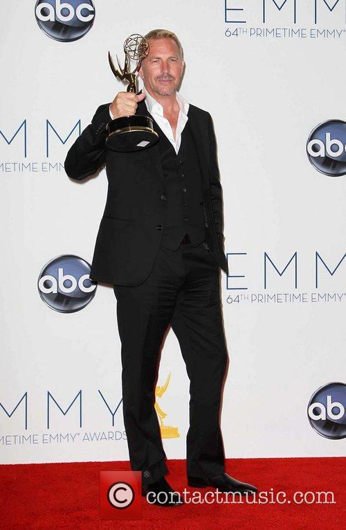 Kevin Costner and Emmy Awards 13