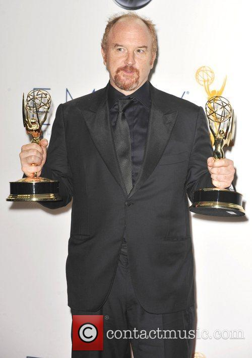 Louis C.k.steven and Emmy Awards 2
