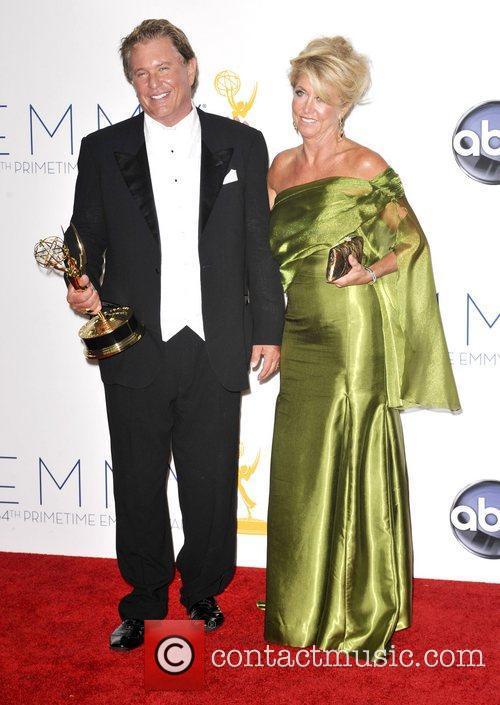 Tom Berenger, Laura Moretti and Emmy Awards