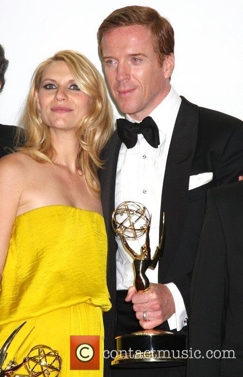 Claire Danes and Damian Lewis 10