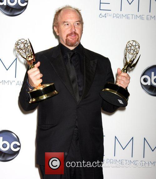Louis Szekely and Emmy Awards 6