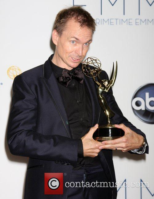 Phil Keoghan 64th Annual Primetime Emmy Awards, held...