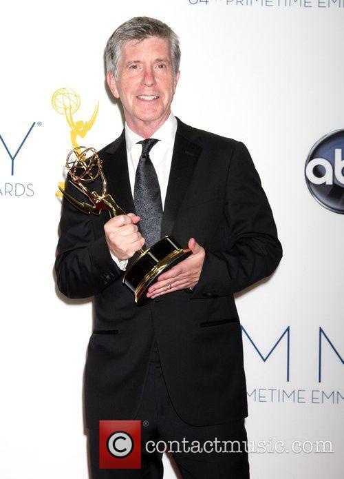 Tom Bergeron 64th Annual Primetime Emmy Awards, held...