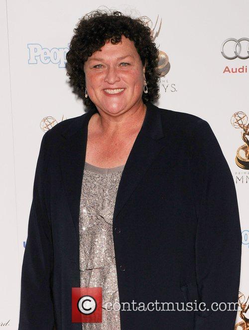 Dot Marie Jones  64th Primetime Emmy Awards...
