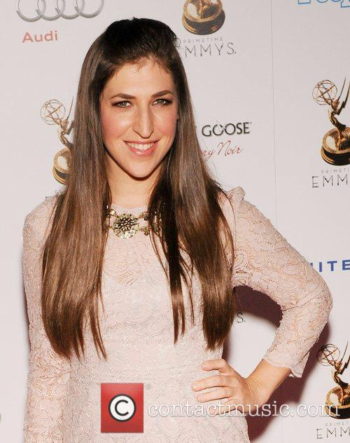 Mayim Bialik and Emmy Awards 3