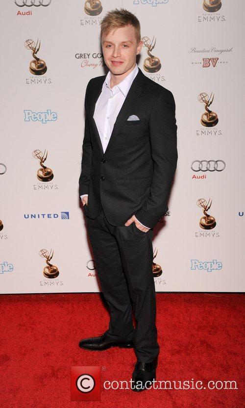Noel Fisher 64th Primetime Emmy Awards Performers Nominee...