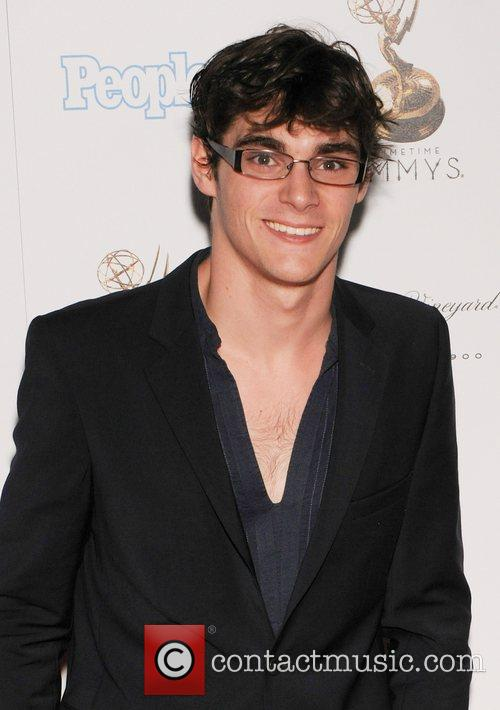 RJ Mitte 64th Primetime Emmy Awards Performers Nominee...