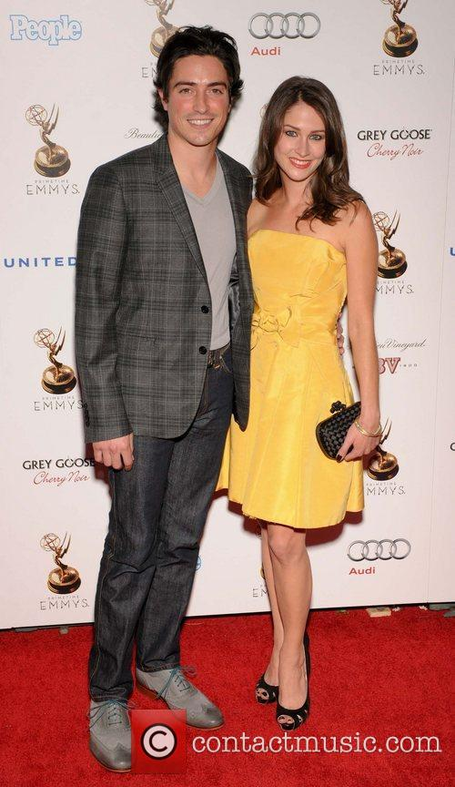 Ben Feldman and Guest 64th Primetime Emmy Awards...