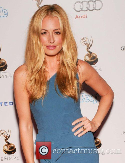 Cat Deeley 64th Primetime Emmy Awards Performers Nominee...