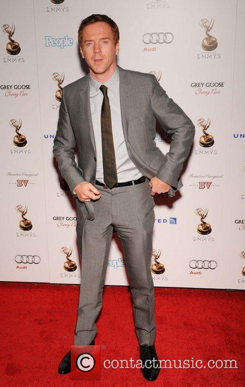 Damian Lewis 64th Primetime Emmy Awards Performers Nominee...