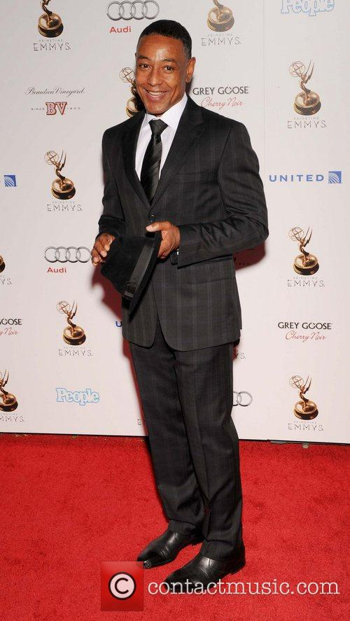 Giancarlo Esposito 64th Primetime Emmy Awards Performers Nominee...