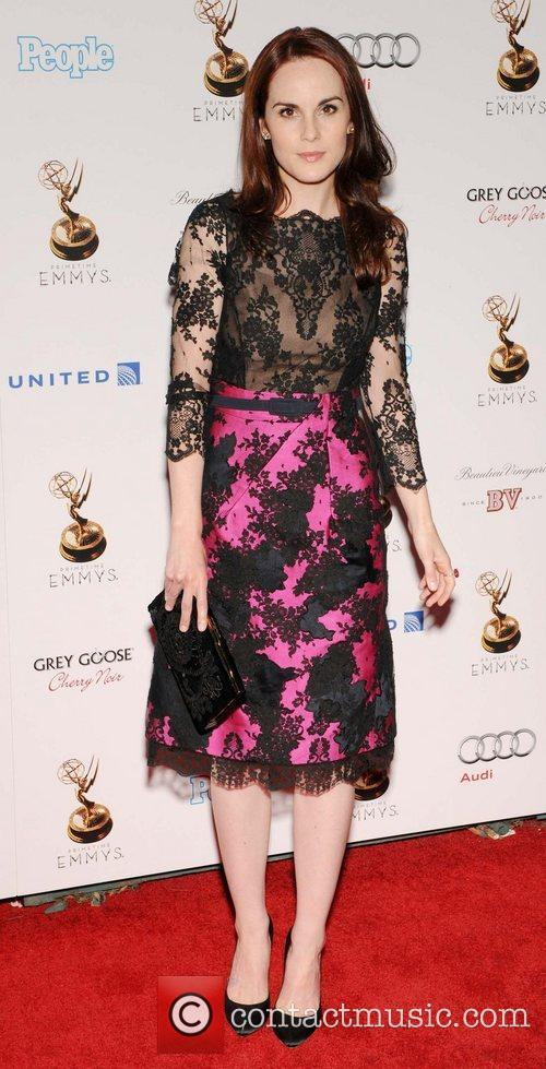 Michelle Dockery 64th Primetime Emmy Awards Performers Nominee...