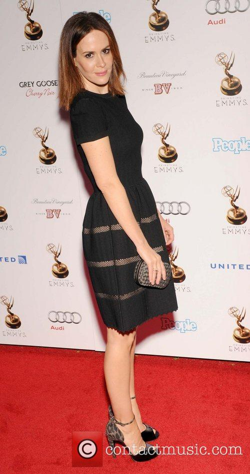 Sarah Paulson 64th Primetime Emmy Awards Performers Nominee...