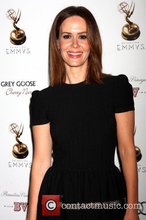 br> Sarah Paulson  64th Primetime Emmy Awards...