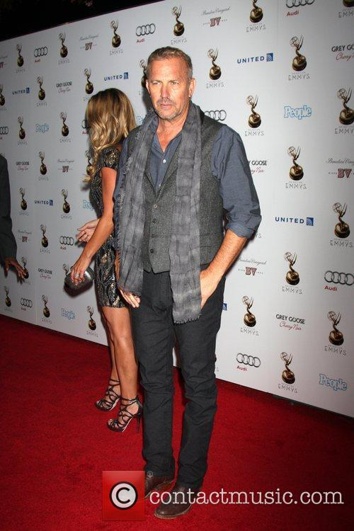 Kevin Costner and Emmy Awards 7