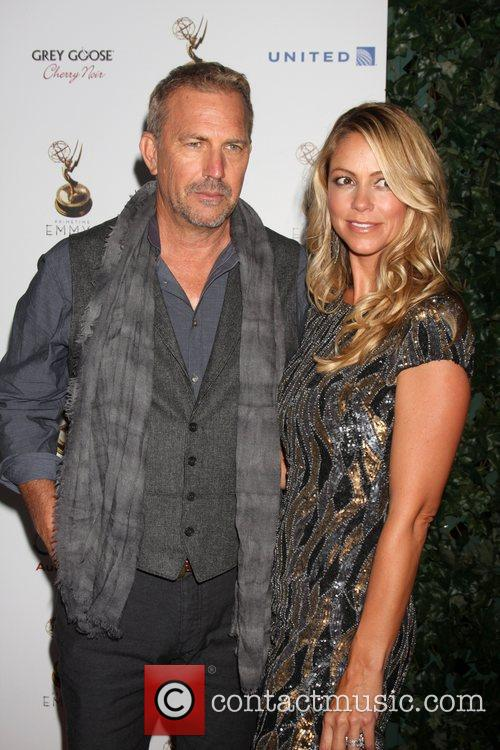 Kevin Costner and Emmy Awards 1
