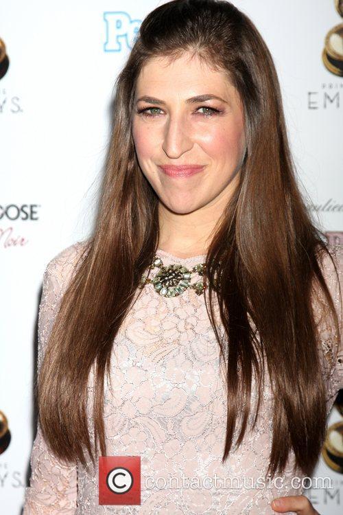 Mayim Bialik and Emmy Awards 7