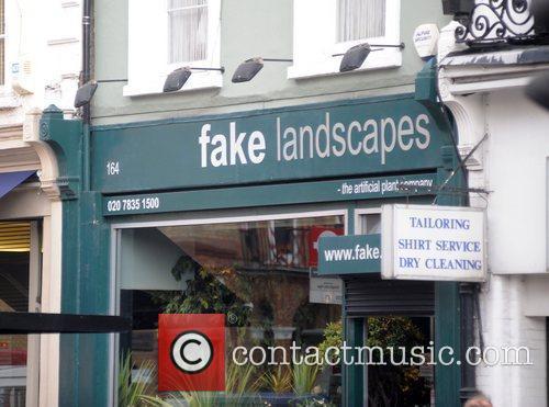 prince harry leaving fake landscapes a shop 3812304
