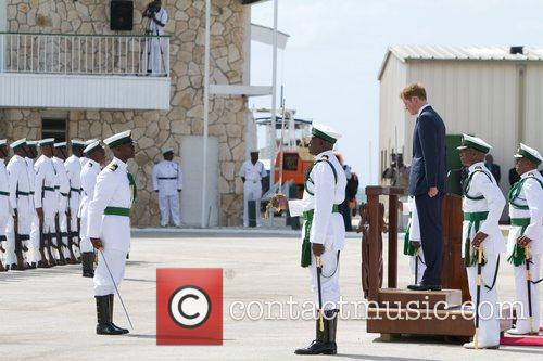 prince harry arrives at the royal bahamas 5805051