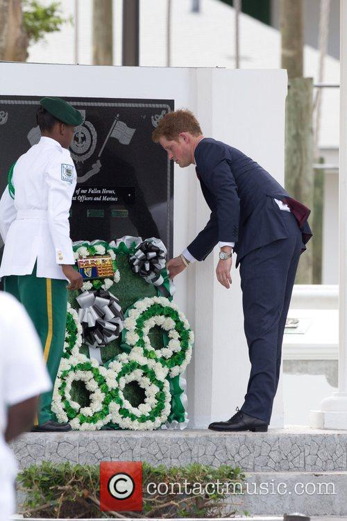 prince harry arrives at the royal bahamas 5805057