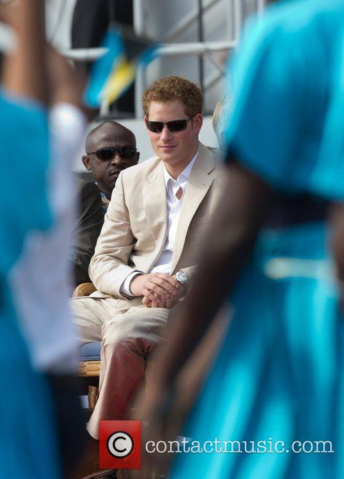 Prince Harry and The National 8