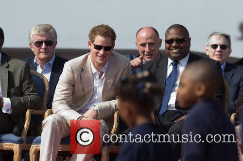 Prince Harry and The National 9