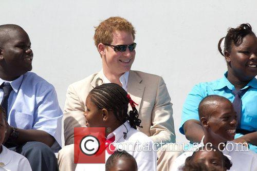Prince Harry and The National 14