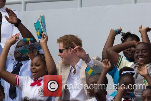 Prince Harry and The National 15