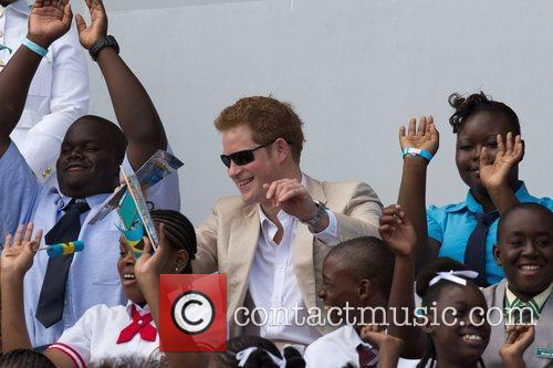 Prince Harry and The National 16