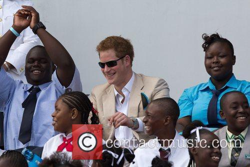 Prince Harry and The National 17