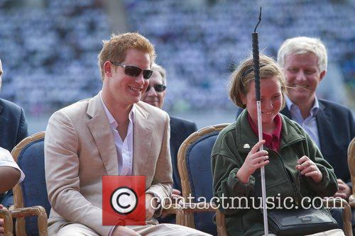 Prince Harry and The National 1