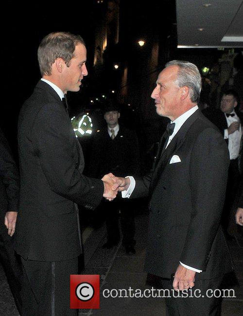 Prince William, Duke, Cambridge and Savoy 4