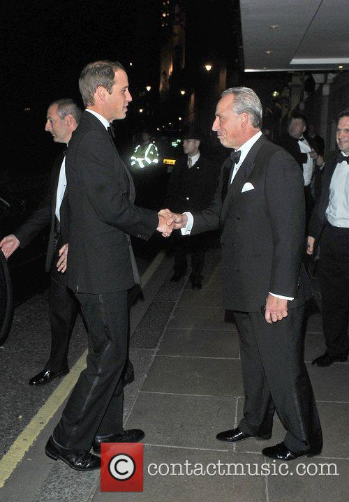 Prince William, Duke, Cambridge and Savoy 3