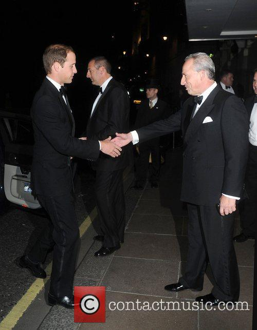 Prince William, Duke, Cambridge and Savoy 5