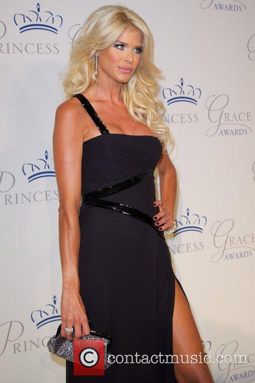 victoria silvstedt princess grace awards gala held 5938810