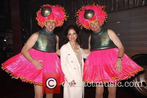 WPLJ DJ Scott Shannon, Gloria Estefan and WPLJ...