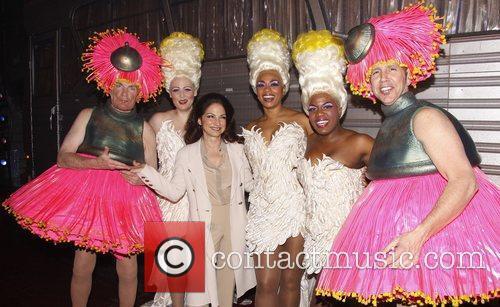 WPLJ DJ Scott Shannon, Lisa Howard, Gloria Estefan,...