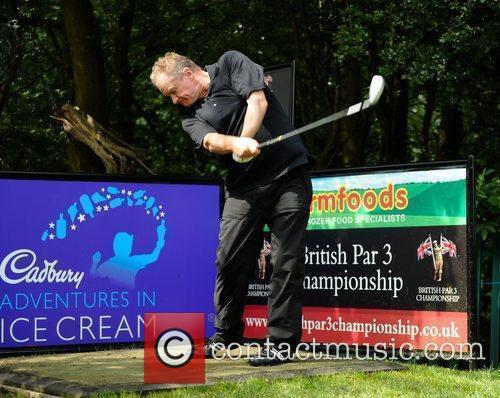 Farmfoods British Par Three Pro AM Celebrity Golf...