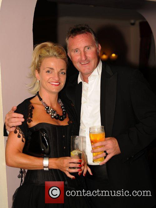 Alan McInally and wife Farmfoods British Par Three...