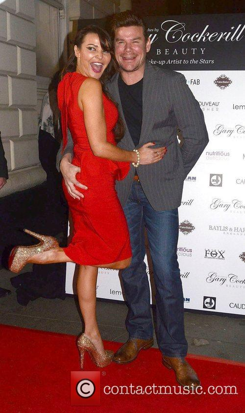 Lizzie Cundy and Phil Turner 8