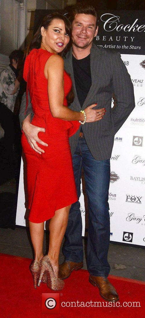 Lizzie Cundy and Phil Turner 7